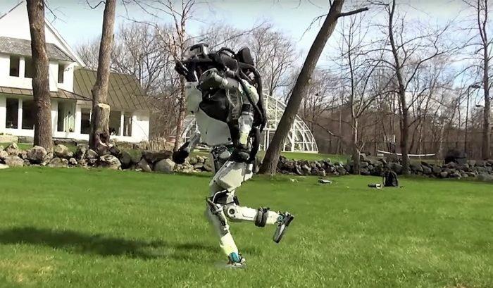 ยังล้ำได้อีก : หุ่นยนต์ Boston Dynamics โชว์วิ่งกลางแจ้ง และหลบหลีกได้อัตโนมัติ