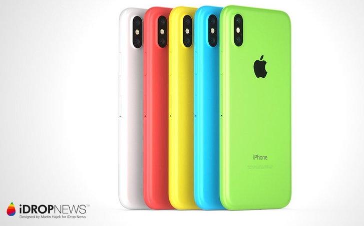 นักวิเคราะห์คาด iPhone รุ่นจอ LCD อาจใช้ชื่อว่า iPhone 8S จ่อเป็นรุ่นราคาย่อมเยา