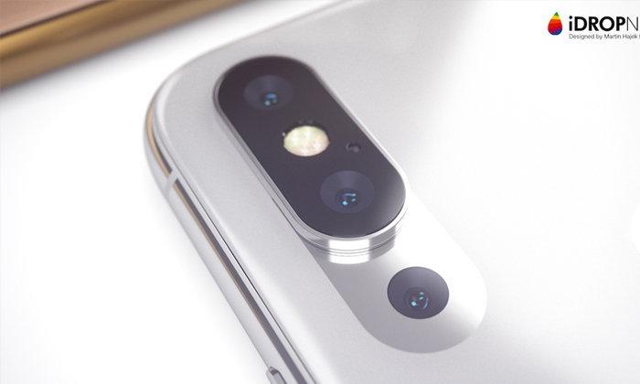 นักวิเคราะห์ชี้! iPhone เวอร์ชั่น 2019 จะมีกล้องหลัง 3 ตัว