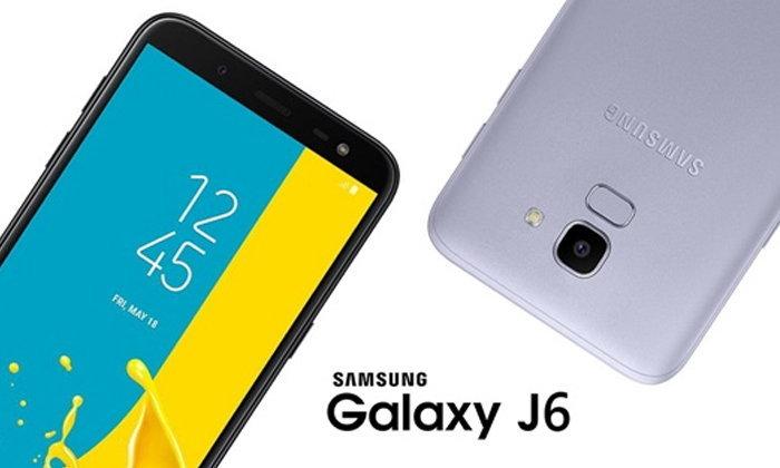 Samsung Galaxy J6 จ่อเปิดตัว 21 พ.ค. นี้ พลิกโฉมด้วยจอไร้กรอบ ไร้ปุ่มโฮม พร้อมครบเครื่องด้วย RAM 3GB