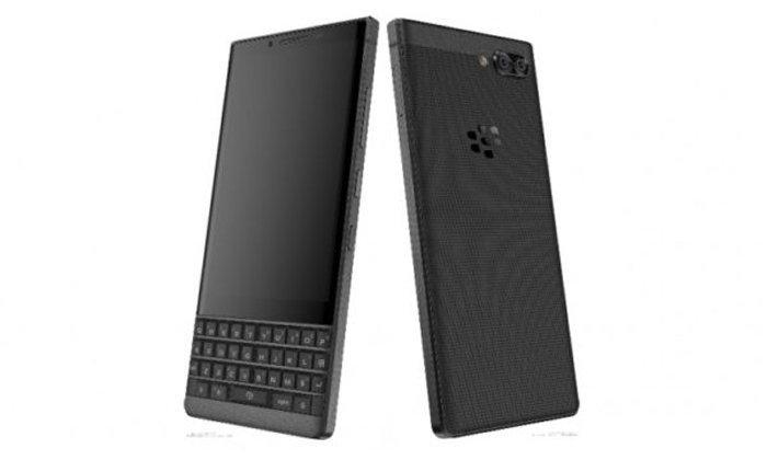 ข่าววงการมือถือ BlackBerry KEY2 ผ่านการรับรอง FCC แล้ว