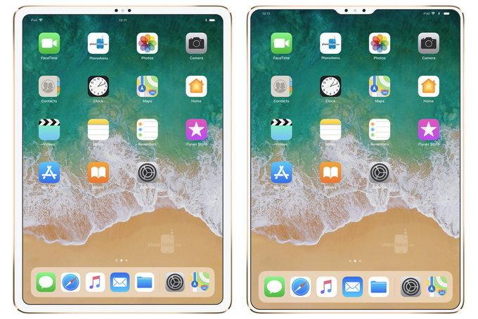คอนเซ็ปต์ iPad Pro รุ่นใหม่