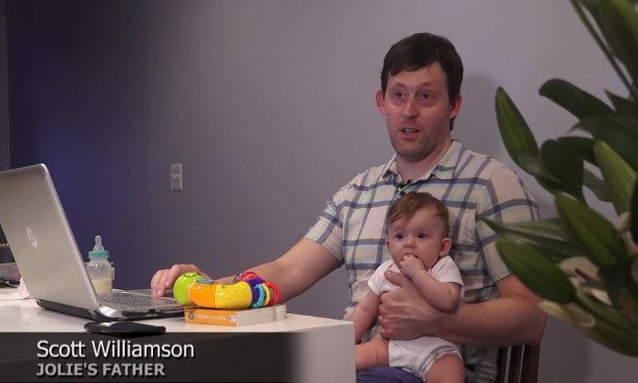 """Chatter Baby"" แอปใหม่ช่วยพ่อแม่เข้าใจทำไมลูกร้อง?"