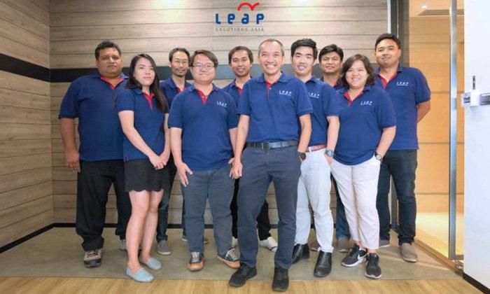 Leap Solutions Asia ประกาศได้รับใบรับรองมาตรฐานจาก SAP