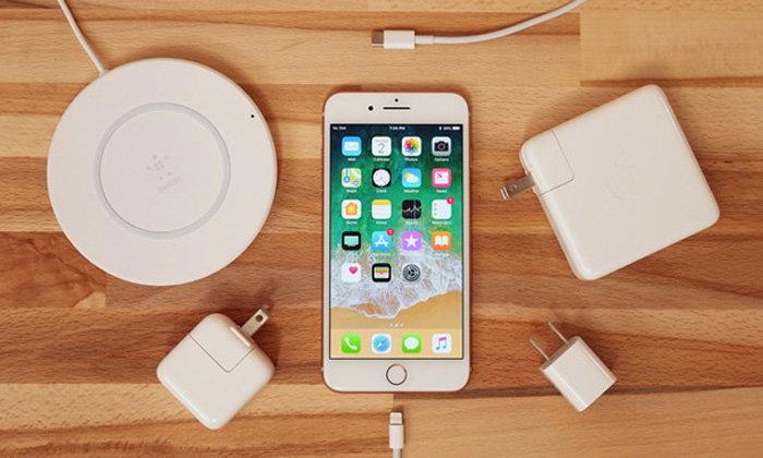 ลือ iPhone รุ่นปี 2018 จะได้เทคโนโลยีชาร์จไฟเร็วกว่าเดิมทุกรุ่น