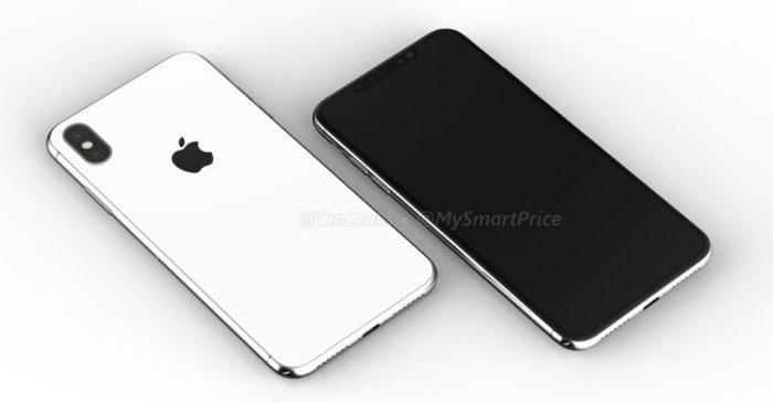 """ชมภาพเรนเดอร์ล่าสุด """"iPhone X Plus"""" จอ 6.5 นิ้ว จะเป็นอย่างไรบ้าง"""