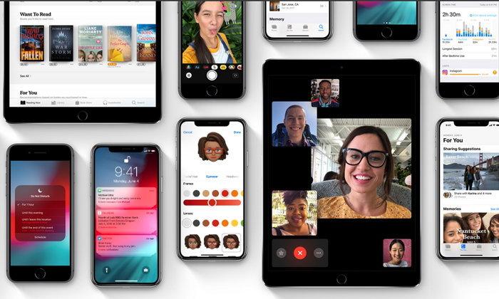 สรุปทุกอย่างใน iOS 12 มีอะไรใหม่บ้างมาดู