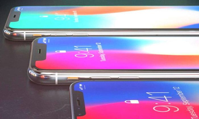 หลุดภาพกระจกกันรอยสำหรับ iPhone ทั้ง 3 รุ่นใหม่