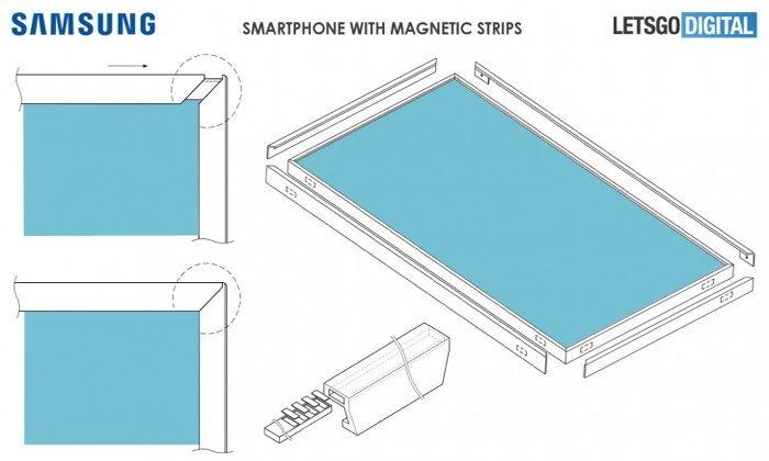 """เทคโนโลยีใหม่จาก """"Samsung"""" ที่ทำให้สมาร์ทโฟนในอนาคตจะมีขอบบางแบบ """"ultra-thin"""""""