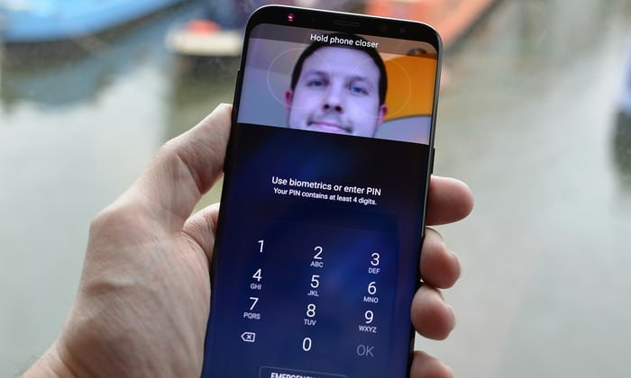 """Samsung"" อาจถอดสแกนม่านตาออกใน ""Samsung Galaxy S10"" แทนที่ด้วยระบบอื่น"