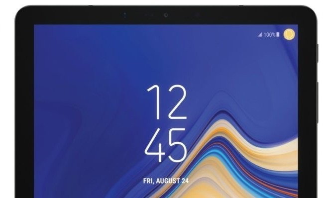 """หลุด! ภาพเรนเดอร์ """"Samsung Galaxy Tab S4"""" เผยดีไซน์ขอบจอบาง"""