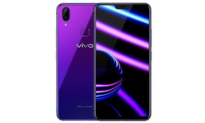 เปิดตัว Vivo X21i Night Purple กับบอดี้กระจกสีม่วงแบบไล่เฉดใหม่ล่าสุด จัดเต็มด้วยจอไร้ขอบ 6.28 นิ้ว