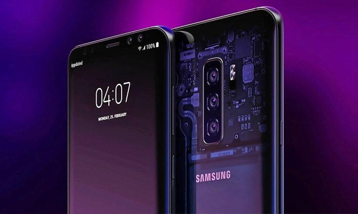 """Samsung Galaxy S10+"" อาจมาพร้อมกล้องหน้าคู่เพิ่มอรรถรสในการถ่ายเซลฟี่!"