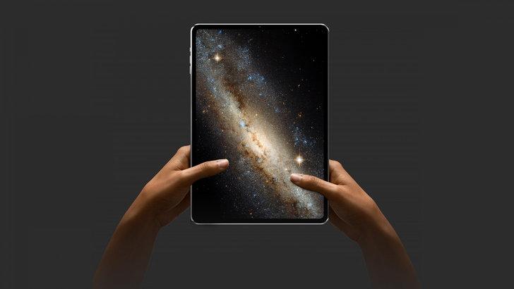 """ชมคอนเซ็ปต์ """"iPad Pro"""" ไร้ขอบที่มาพร้อม Face ID บนหน้าจอขนาด 12 นิ้ว"""