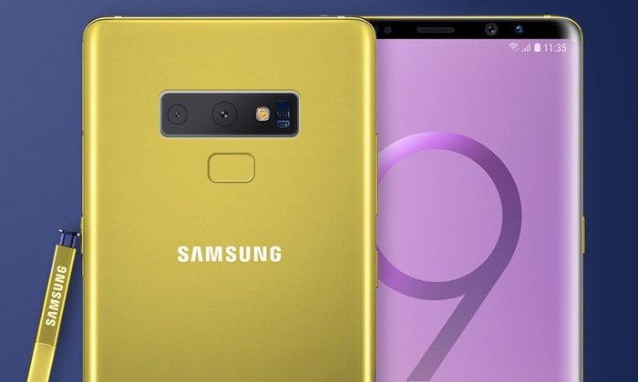 """หลุดสเปก """"Samsung Galaxy Note 9"""" ก่อนเปิดตัว จ่อมาพร้อม RAM สูงสุด 8 GB, แบต 4,000 mAh"""