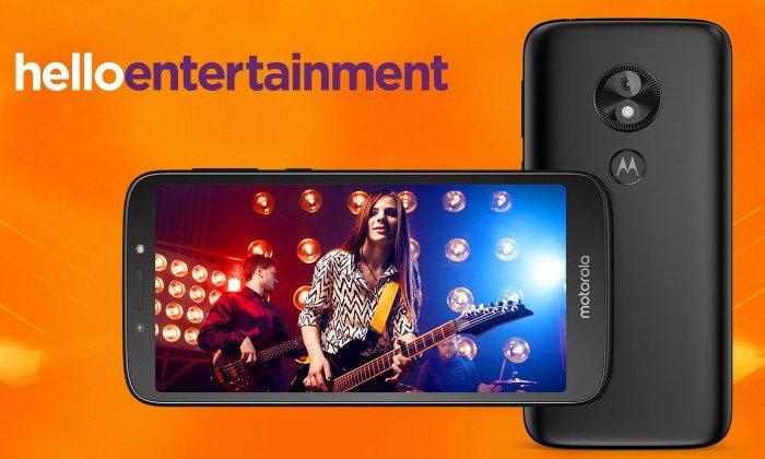 "Motorola เปิดตัว ""E5 Play"" เวอร์ชั่น Android Go Edition ที่ครบเครื่องในเรื่องจอใหญ่ราคาไม่แพง"