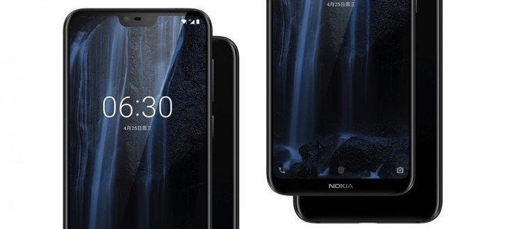 """""""Nokia X6"""" เริ่มวางจำหน่ายทั่วโลกแล้ว ในชื่อ """"Nokia 6.1 Plus"""""""