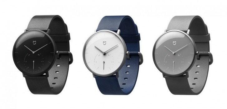 Xiaomi เปิดตัว Mijia นาฬิกาไฮบริดลูกครึ่งในราคาไม่ถึง 2 พันบาท