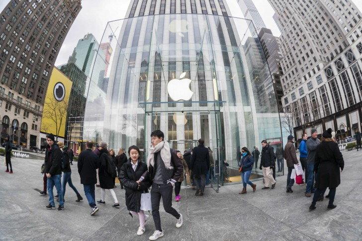 """Apple ทำรายได้น่าประทับใจ """"5.3 หมื่นล้านเหรียญ"""" : เพิ่มขึ้น 17% ในไตรมาส 2 ปี 2018"""