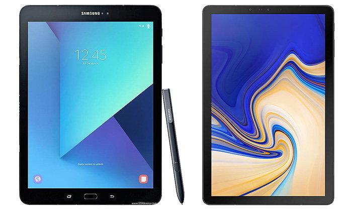 เปรียบเทียบสเปค Samsung Galaxy Tab S3 VS Samsung Galaxy Tab S4 จะเปลี่ยนมาก เปลี่ยนน้อย มาดูกัน