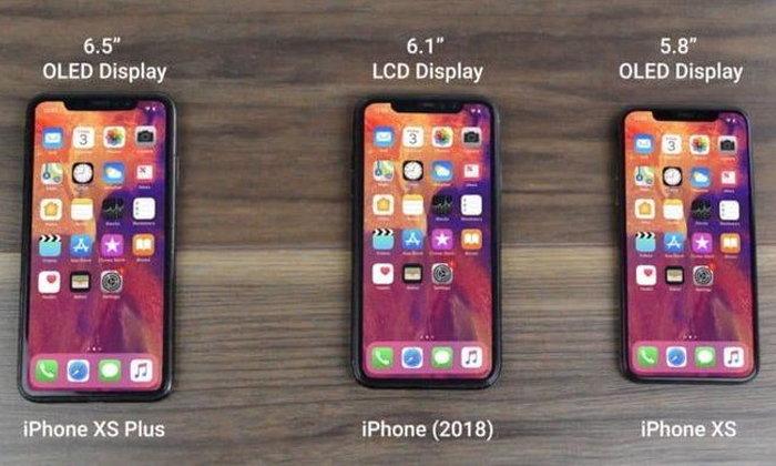 หลุดไม่เกรงใจ เผยเครื่อง iPhone รุ่นใหม่ทั้งสามรุ่นที่จะเปิดตัวในปีนี้ชนิดพร้อมใช้งาน!