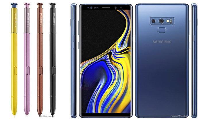 """สรุปข้อมูลราคา สเปก วันจอง """"Samsung Galaxy Note 9"""" มือถือเรือธงมีปากกา หลังเปิดตัวอย่างเป็นทางการ"""