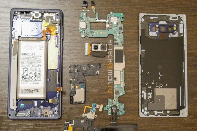 """ชำแหละ Samsung Galaxy Note 9 : เผยระบบระบายความร้อนระดับ """"โน๊ตบุ๊ค"""""""