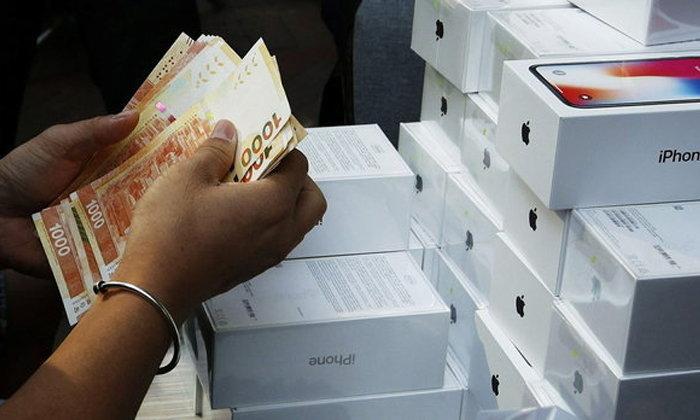 """""""iPhone X"""" ทำสถิติใหม่กลายเป็นมือถือที่มีมูลค่า """"ขายต่อ"""" สูงสุด"""