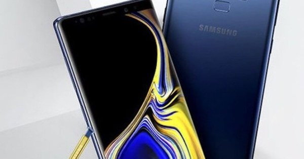 """หลุดภาพเรนเดอร์เคส """"Samsung Galaxy Note 9"""" เผยปุ่ม Bixby และช่องเสียบหูฟัง 3.5 มม."""