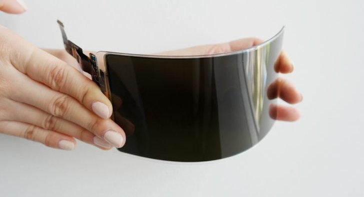 Samsung Display โชว์เหนือพัฒนาจอสมาร์ทโฟนสุดแกร่งที่ ไม่มีวันแตก