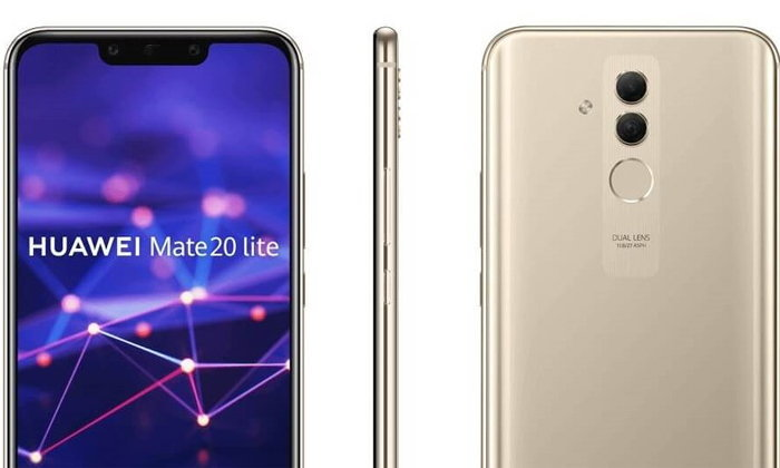 """เผยผลทดสอบ """"Huawei Mate 20 Lite"""" พร้อมชิปเซ็ต Kirin 710"""
