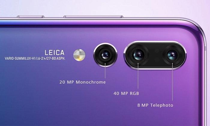 """หลุดภาพ """"Huawei Mate 20"""" กล้อง 3 ตัวดีไซน์แปลก รอยบากขนาดเล็ก และสเปกจัดเต็ม!"""