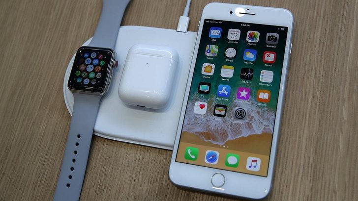 iPhone รุ่นใหม่ (2018) อาจชาร์จไร้สายได้เร็วกว่าเดิม