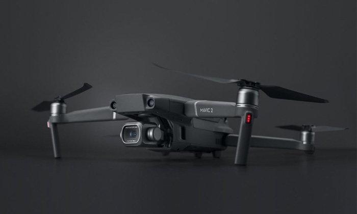 DJI เผยโฉม Mavic 2 Zoom และ Macvic 2 Pro ใกล้ได้ใช้คำว่ากล้องถ่ายภาพบินได้