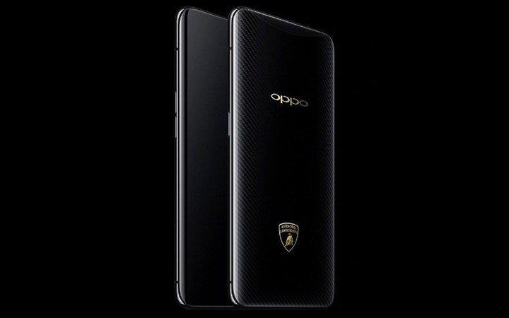 """ถึงจะแพง แต่มาแรง! Oppo Find X รุ่นพรีเมียม """"Lamborghini Edition"""" ขายแฟลชเซลหมดใน """"4 วินาที"""""""