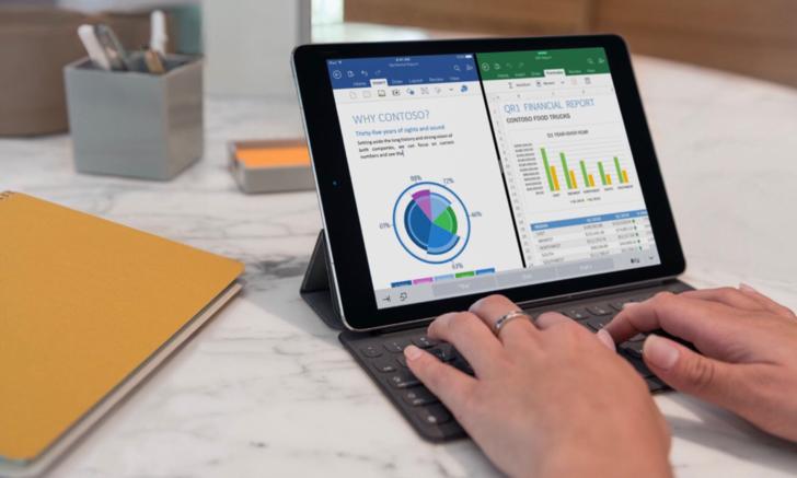 เร็วและปลอดภัย iPhone, iPad ครองส่วนแบ่งตลาดกลุ่มองค์กรมากที่สุด!