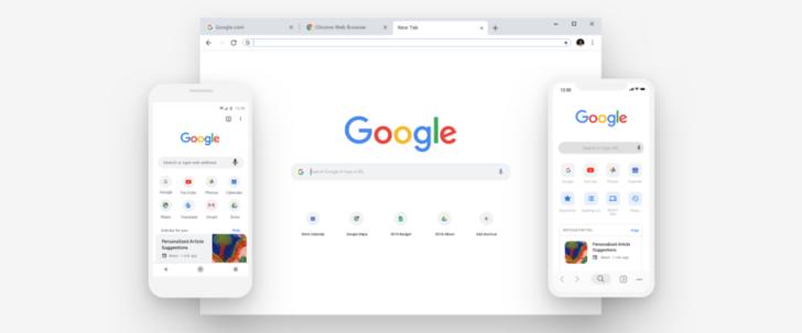 Google Chrome อัปเดทครบรอบ 10 ปี ปรับดีไซน์ยกเครื่องทั้งเดสก์ท็อปและสมาร์ทโฟน!