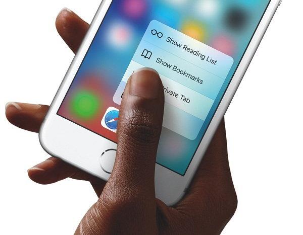 ลือ Apple เตรียมถอด 3D Touch ออกจาก iPhone