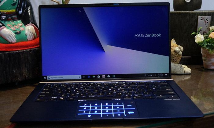 ASUS ยกโขยง ZenBook หลากหลายรุ่น เลือกใช้ได้ตามสไตล์คุณ