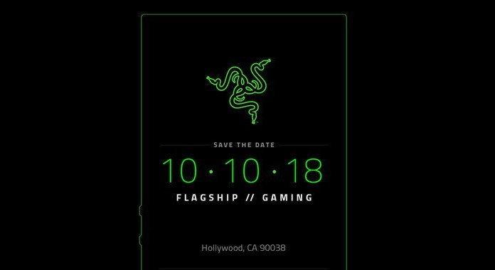 Razer เตรียมเปิดตัวเรือธงเน้นเล่นเกม Razer Phone 2 ในวันที่ 10 ตุลาคมนี้