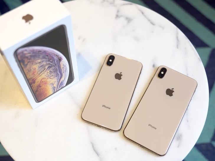 แกะ iPhone XS พบแบตเตอรี่รูปตัว L ซีลกันน้ำหนาขึ้น