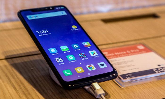 เปิดตัว! Xiaomi Redmi Note 6 Pro ด้วยราคา 6,990 บาท