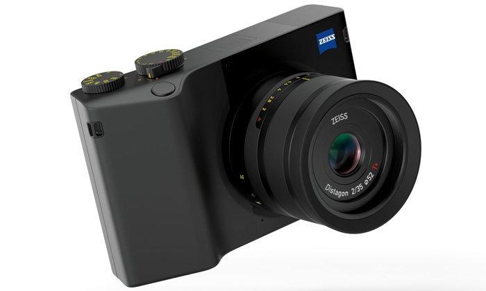 จบหลังกล้องที่แท้ทรู Zeiss ZX1 กล้อง Full-frame Compact พร้อม Lightroom ในตัว
