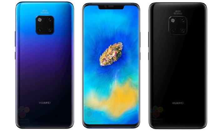 เผยราคา Huawei Mate 20 และ Mate 20 Pro ไม่ถูกอย่างที่คิด