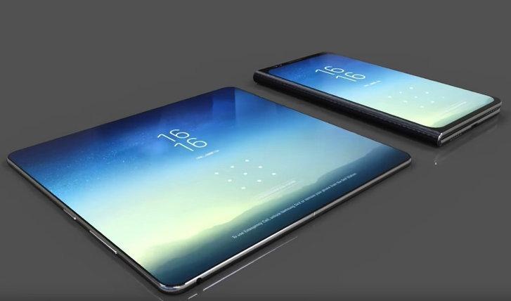 ผู้บริหาร Samsung ย้ำชัด Galaxy X จะเหมือนกับแท็บเล็ต พับเก็บได้ ในขนาดเท่าสมาร์ทโฟน