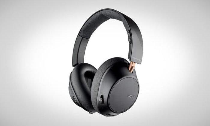 Plantronics เปิดตัว BackBeat GO 810 หูฟังไร้สาย Bluetooth ตัดเสียงได้เงียบกริบ