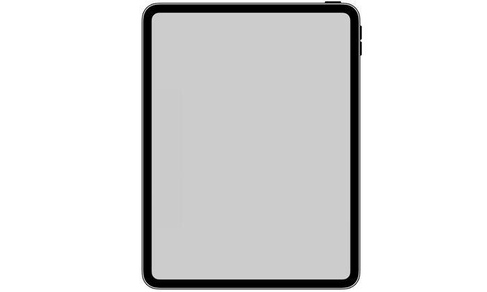 """หลุดภาพดีไซน์  """"iPad Pro 2018"""" รุ่นใหม่"""