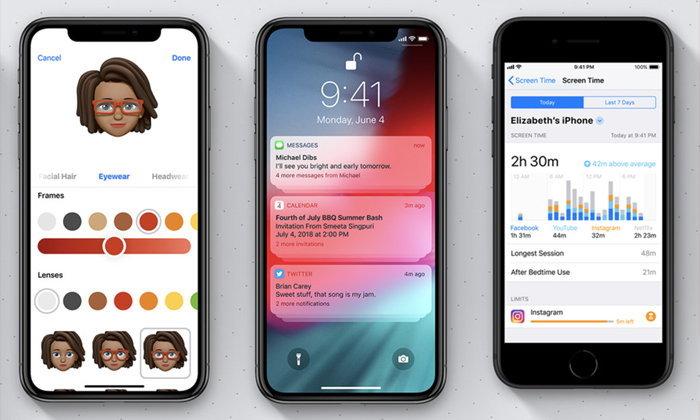 """iOS 12.1"" อาจจะเปิดให้โหลดหลังจากงาน Apple 30 ตุลาคม นี้"