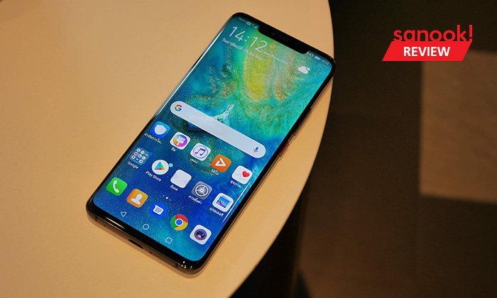 """รีวิว """"Huawei Mate 20 Pro"""" สมาร์ทโฟนรุ่นใหม่จากหัวเหว่ย"""