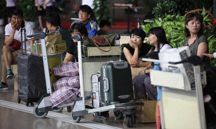 สนามบินที่นครเซี่ยงไฮ้เริ่มใช้การเช็คอินด้วยเทคโนโลยีจดจำใบหน้า